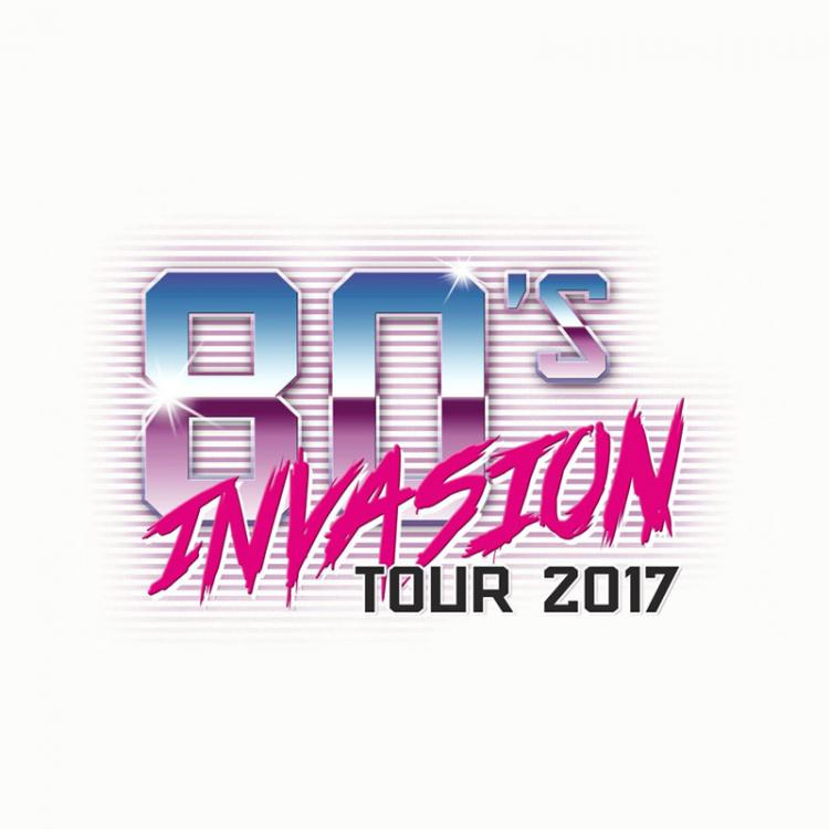 80's Invasion Tour