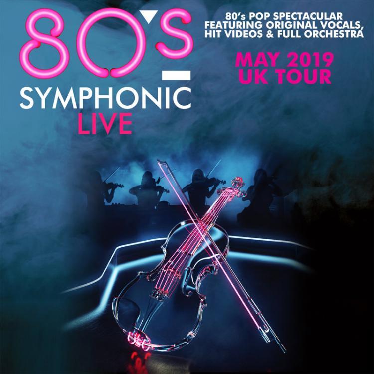 80s Symphonic Live