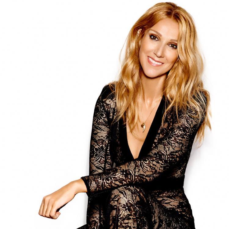 Celine Dion 2019