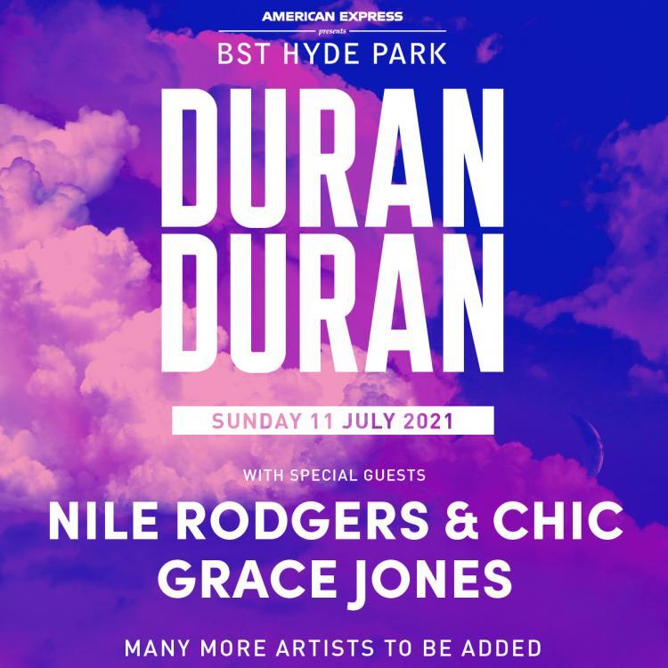 Duran Duran BST Hyde Park