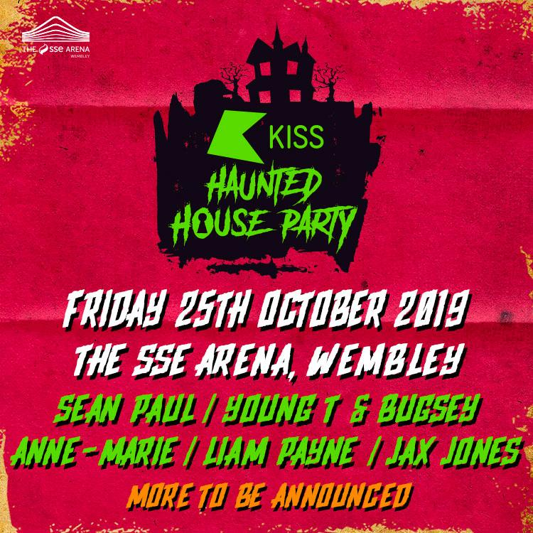 KISS Haunted House Party