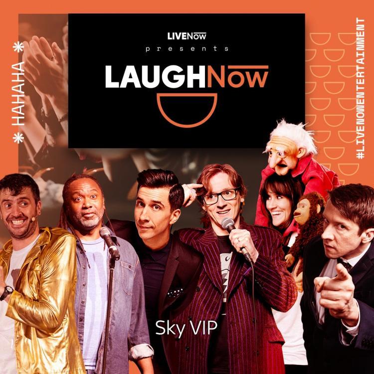 LaughNow