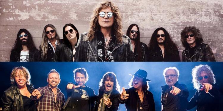 Whitesnake & Foreigner