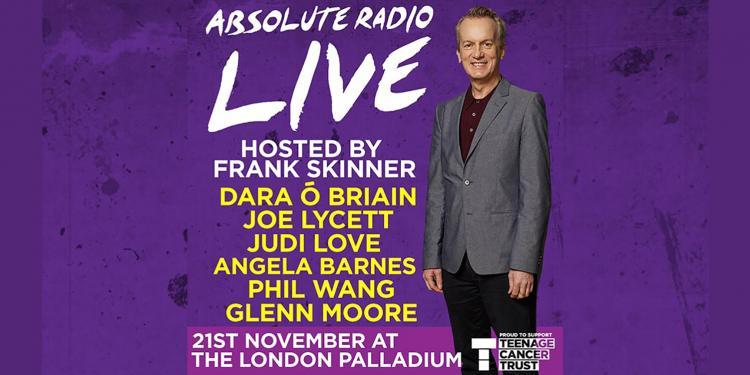 Absolute Radio Live 2021