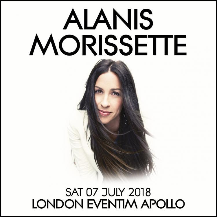 Alanis Morrissette
