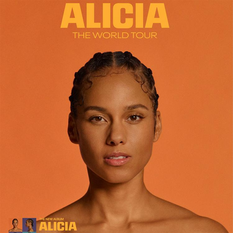 Alicia Keys - The World Tour