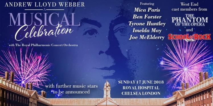 Andrew Lloyd Webber- A Musical Celebration