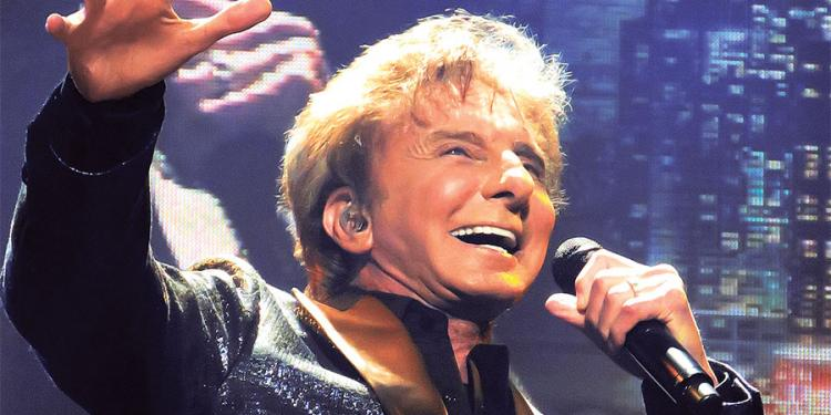 Barry Manilow UK Tour 2020