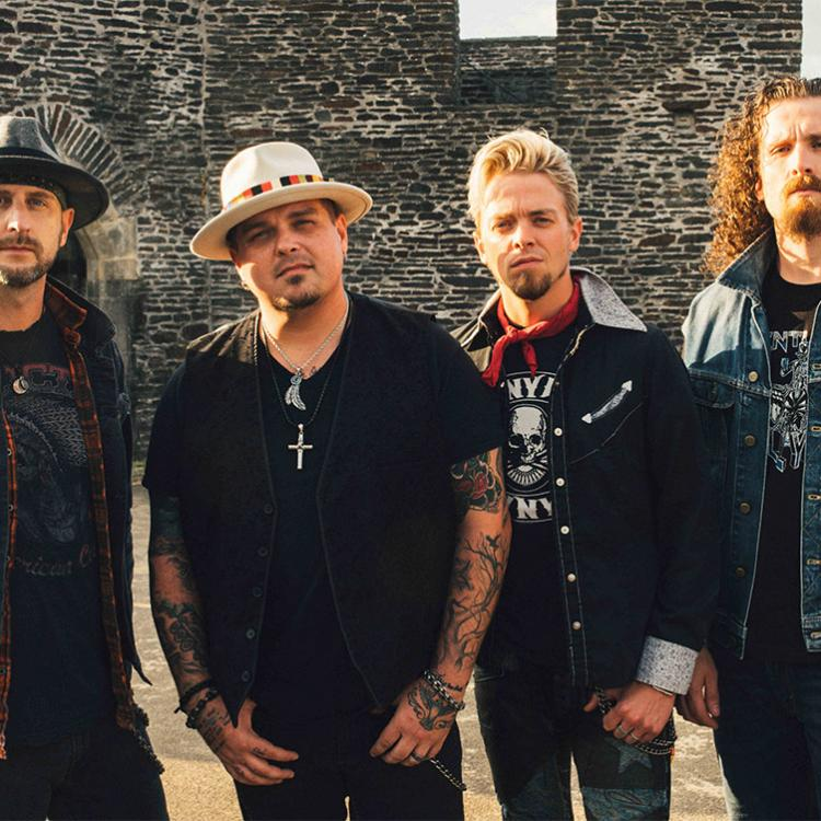 Black Stone Cherry UK tour