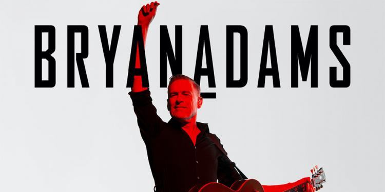 Bryan Adams outdoor tour