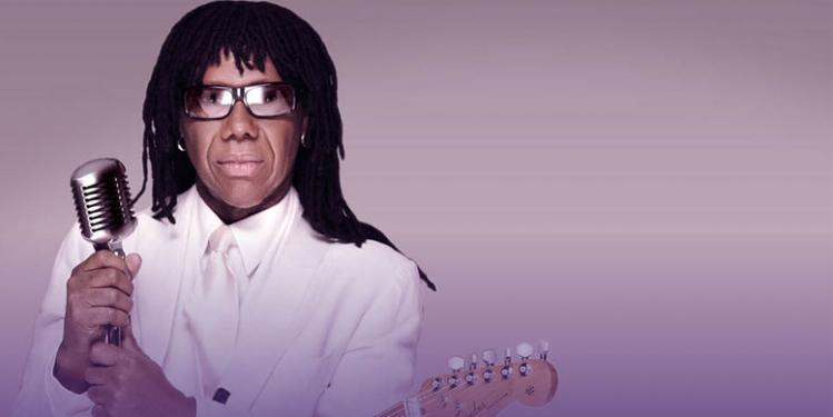 Nile Rodgers & CHIC Nocturne Live