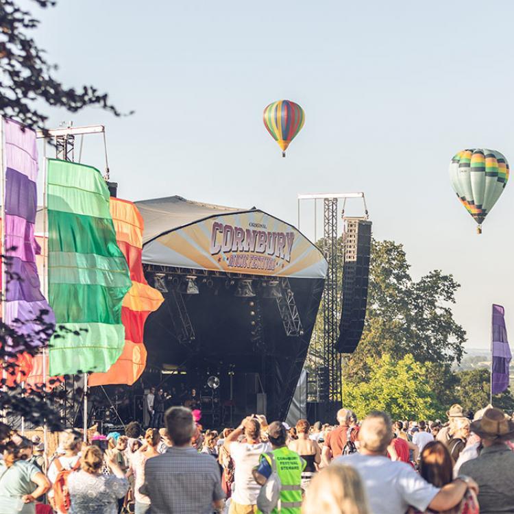 Cornbury Music Festival 2020