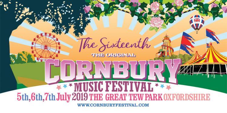 Cornbury Music Festival 2019