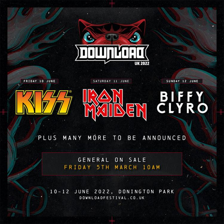 Download Festival 2022