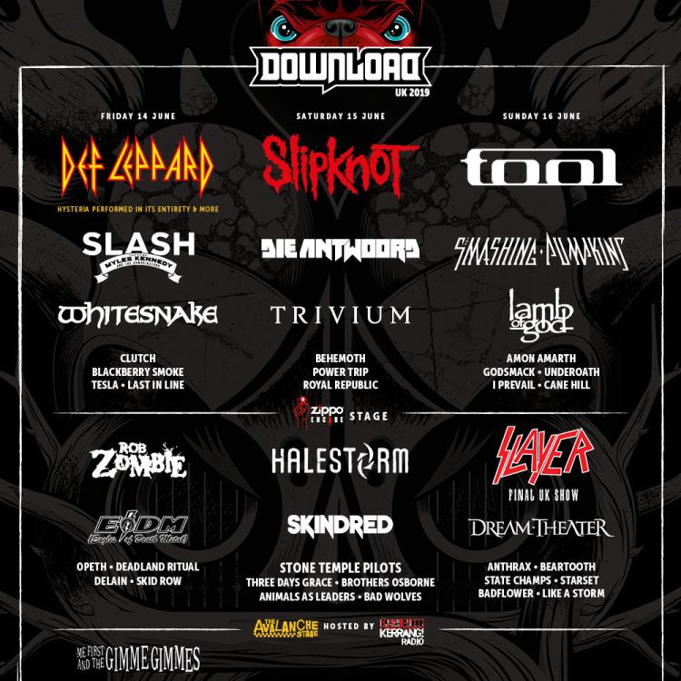 Download Festival - January 2019