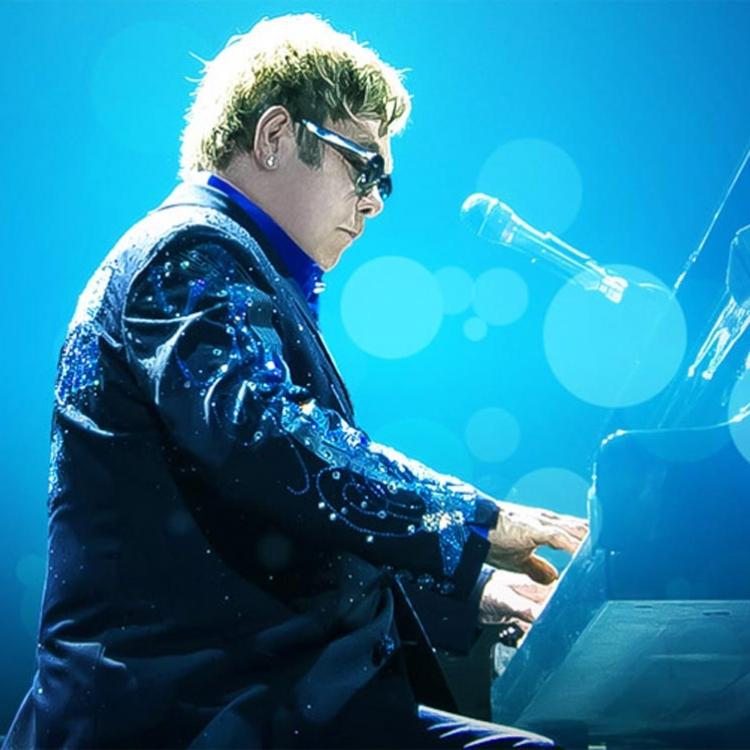 Elton John Edinburgh