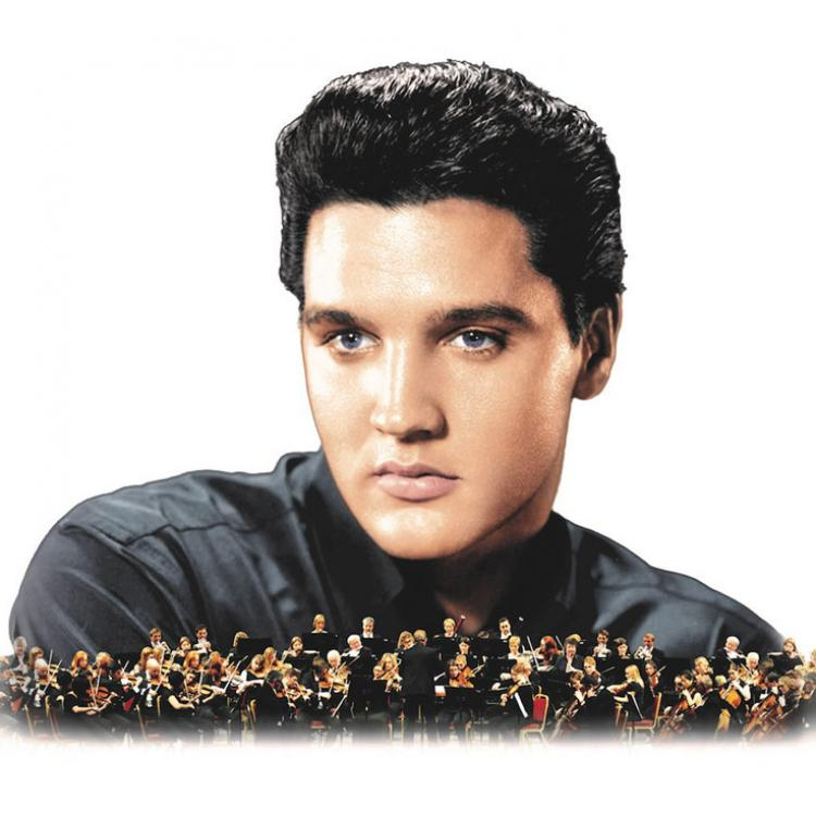Elvis Presley & The Philharmonic Orchestra
