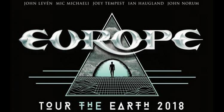 Europe Tour The Earth