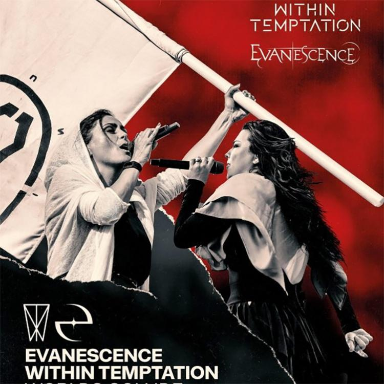 Evanescence and Within Temptation
