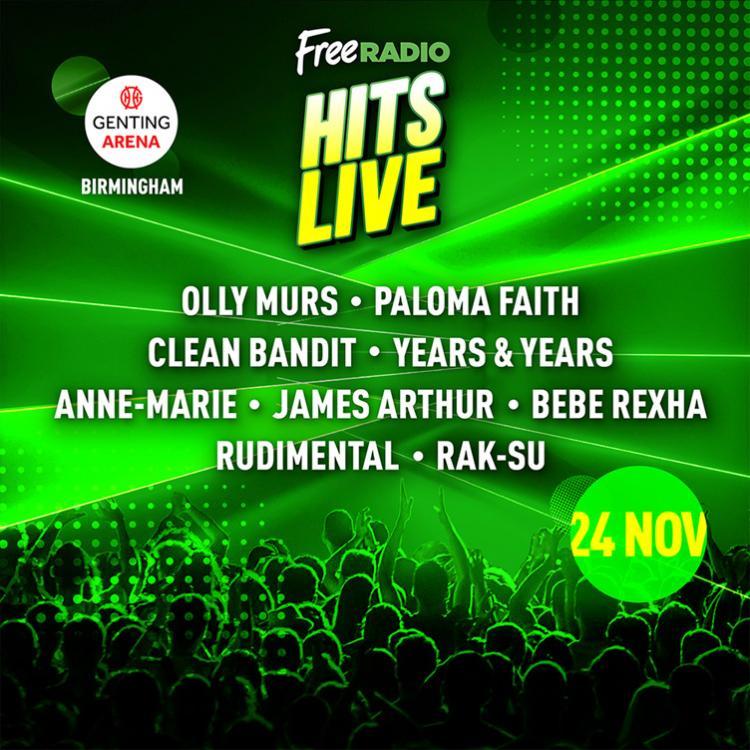 Free Radio Hits Live