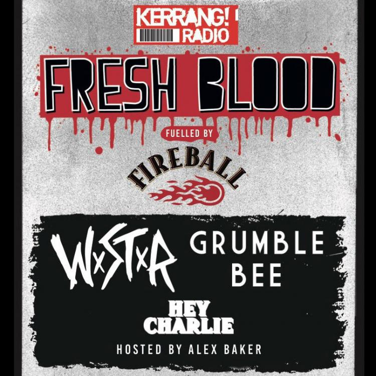 Fresh Blood Live