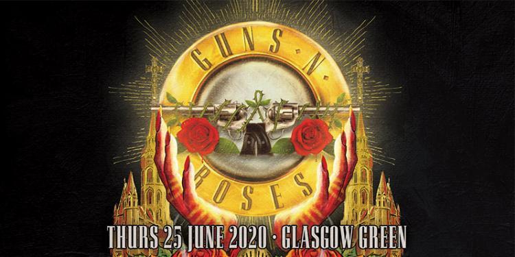 Guns N' Roses Glasgow