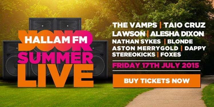 Sheffield Hallam FM dating