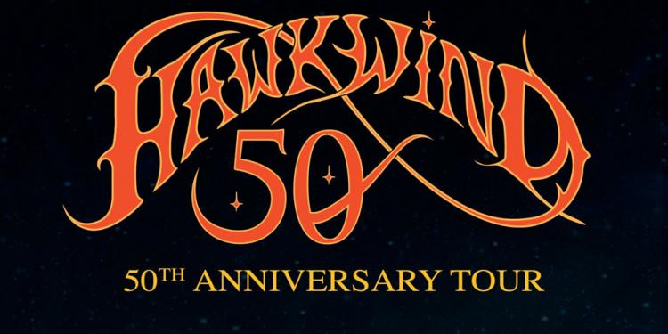 Hawkwind 50th anniversary tour