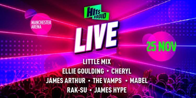 Hits Radio Live - James Arthur