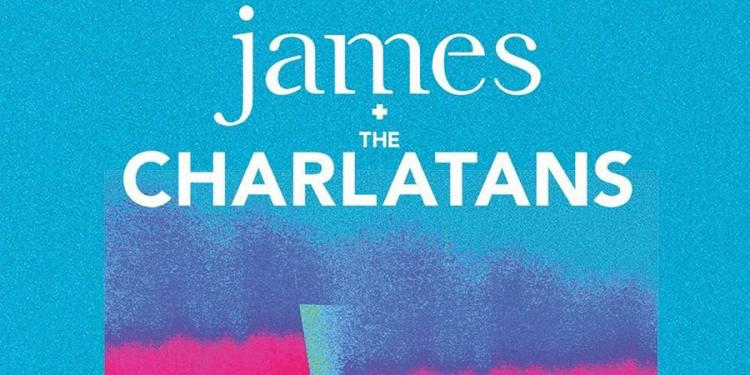 James + The Charlatans