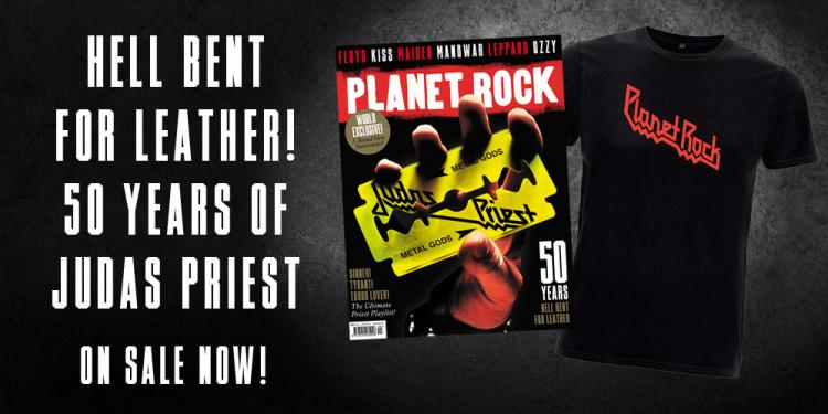 Judas Priest Planet Rock Magazine