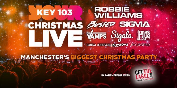 Key Christmas Live