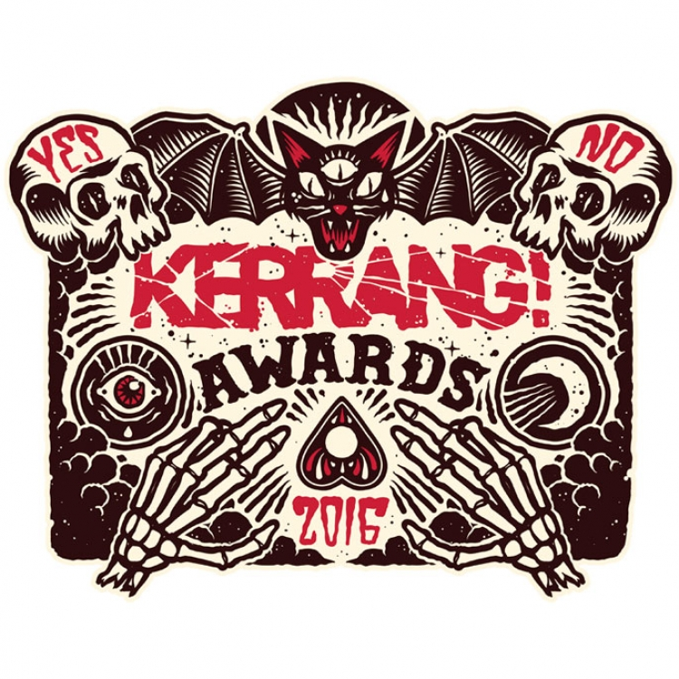 Kerrang Awards 2016