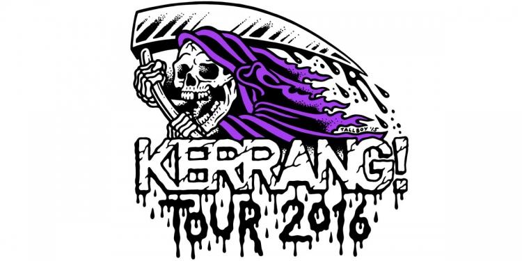 Kerrang Tour 2016