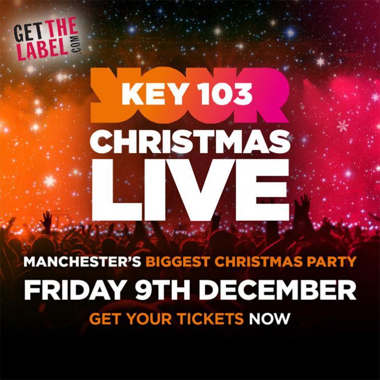 Key 103 Christmas Live