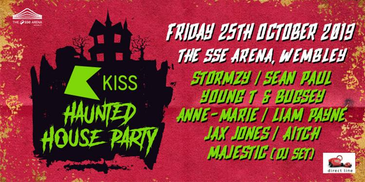 KISS Haunted House Party - Final