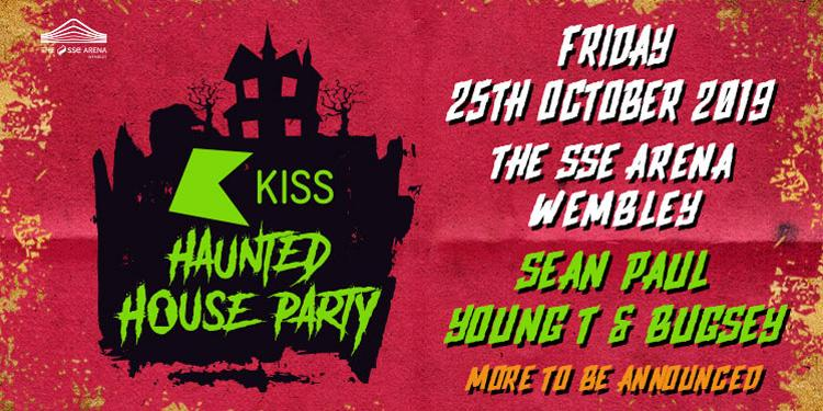 KISS Haunted House Party Tickets | Kiss Tickets