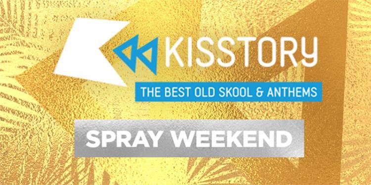 KISSTORY Spray Weekend Marbella