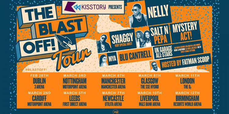 KISSTORY The Blast Off! Tour