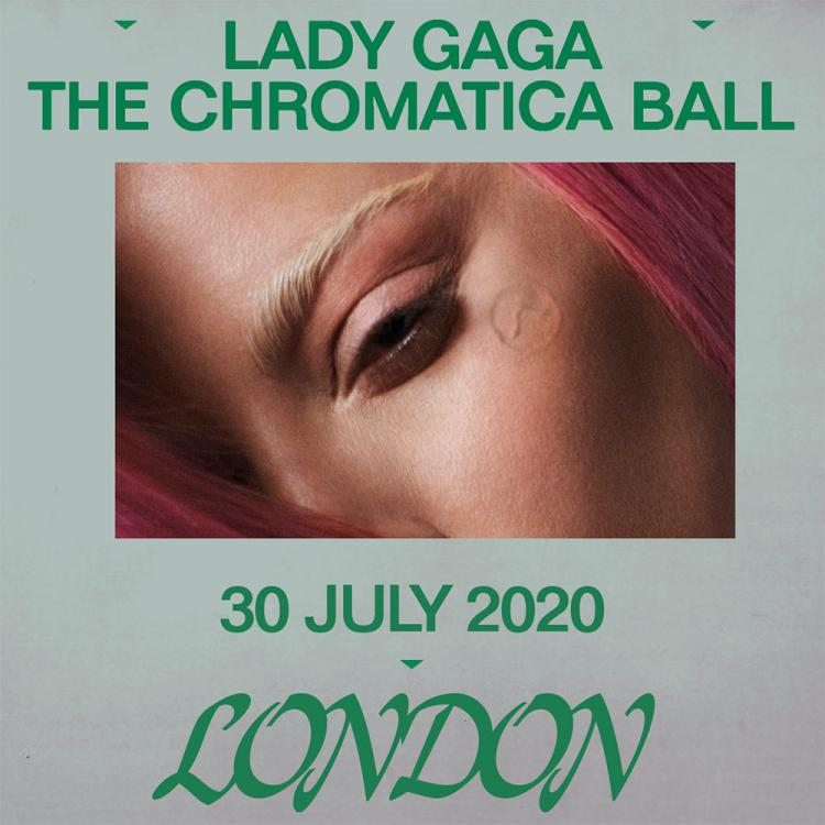 Lady Gaga - The Chromatica Ball