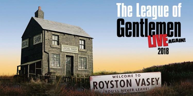League of Gentlemen Live