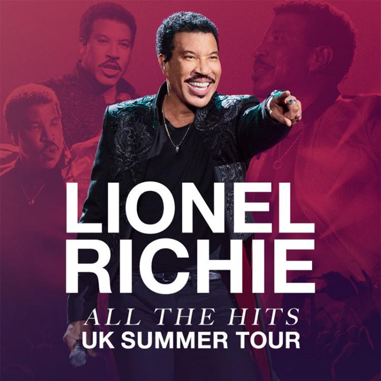 Lionel Richie All The Hits
