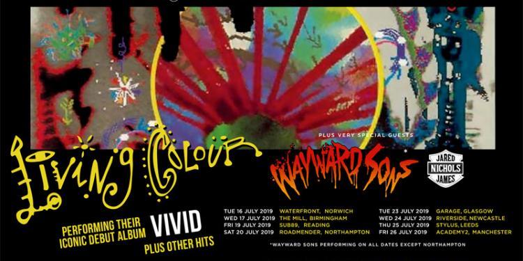 Living Colour tour