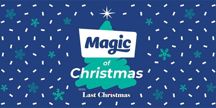 Magic Of Christmas.Magic Of Christmas Tickets Magic Radio Tickets