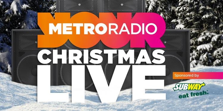 Metro Radio Christmas Live
