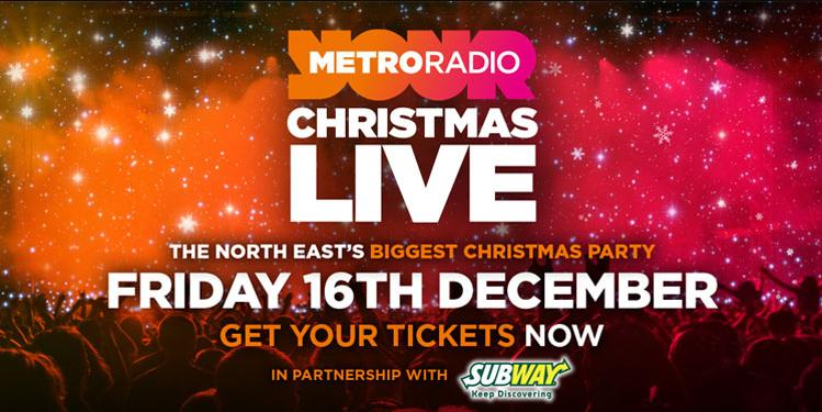 Metro Christmas Live
