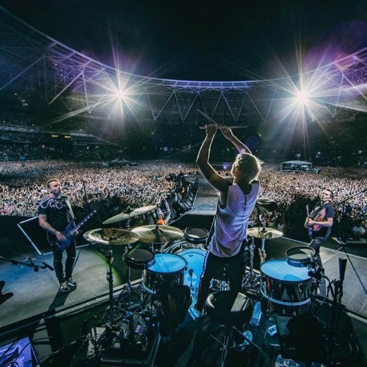 Muse UK arena tour