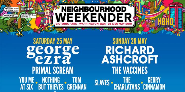 Neighbourhood Weekender 2019