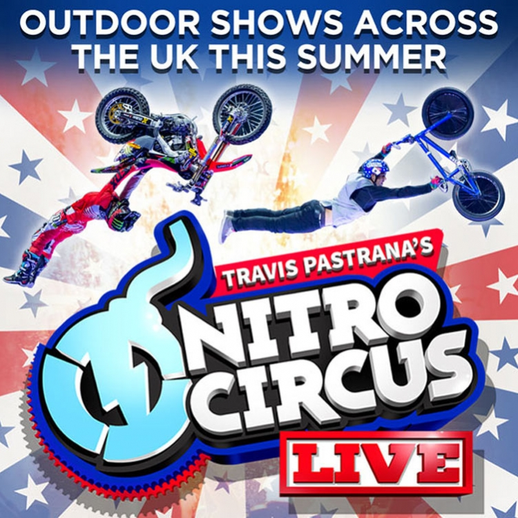 Nitro Circus Live summer shows