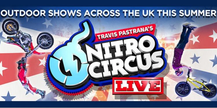 Nitro Circus Live summer shows